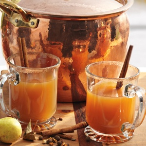 Fall For Fall Drinks Around The Fire Pit